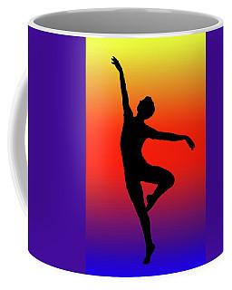 Colors Dance Coffee Mug