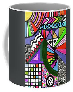 Colors Gone Wild Coffee Mug