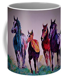 Colors In Wild Coffee Mug
