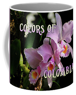 Colors Of Colombia Coffee Mug