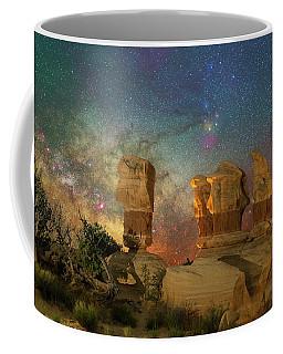 Colors Of Darkness Coffee Mug