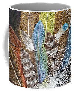 Colors Of Flight Coffee Mug