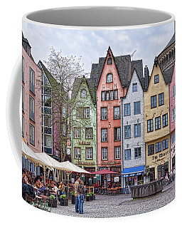 Colors Of Germany Coffee Mug