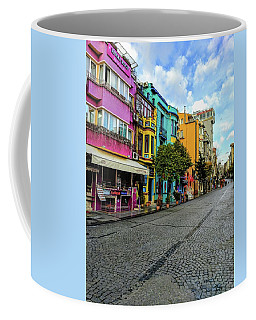 Colors Of Istanbul Coffee Mug