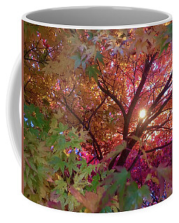 Colors Of Joy Coffee Mug by Karen Horn