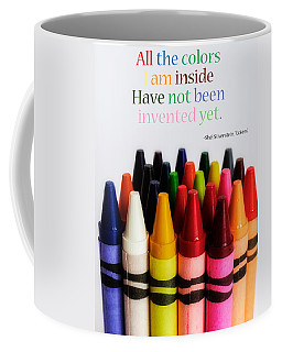 Colors Of Me Coffee Mug
