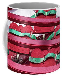 Colors Of My Country Coffee Mug by Edgar Laureano