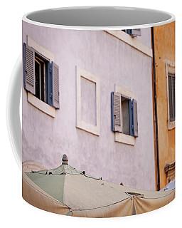 Colors Of Piazza Della Rotonda Coffee Mug