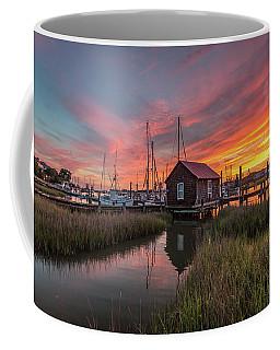 Colors Of Shem Creek - Mt. Pleasant Sc Coffee Mug