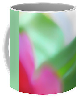 Colors Of Spring Abstract No 2 Coffee Mug