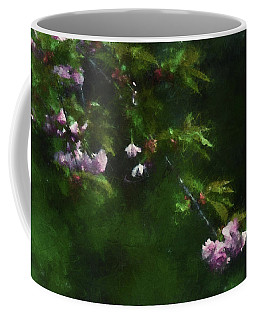 Colors Of Spring Coffee Mug by Tricia Marchlik