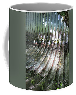 Coffee Mug featuring the photograph Colors Of The Culvert by Marie Neder