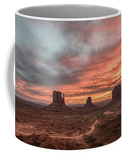 Colors Of The Past Coffee Mug by Jon Glaser