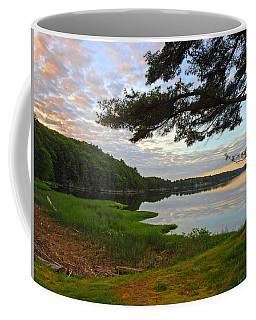 Colors Of The River Coffee Mug