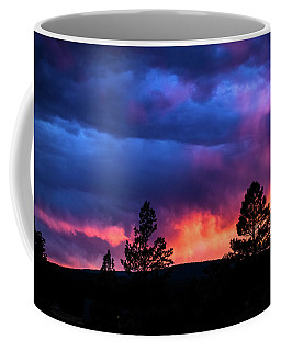 Coffee Mug featuring the photograph Colors Of The Spirit by Jason Coward