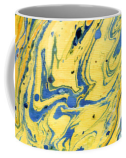 Colors On The Lake Coffee Mug