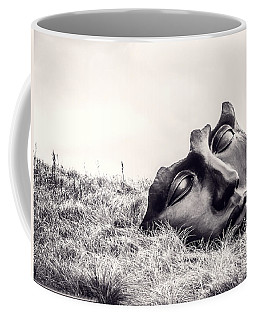 Colossal Mask Coffee Mug