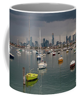 Colour Of Melbourne 2 Coffee Mug