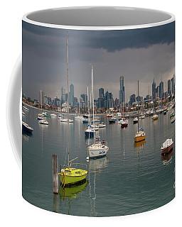 Colour Of Melbourne 2 Coffee Mug