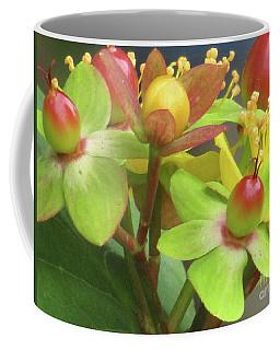 Coloured Beads Coffee Mug