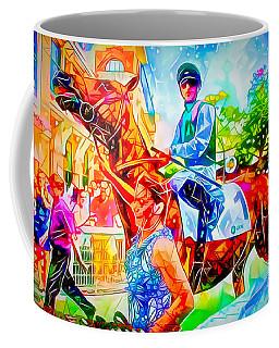 Colourful Deauville Coffee Mug