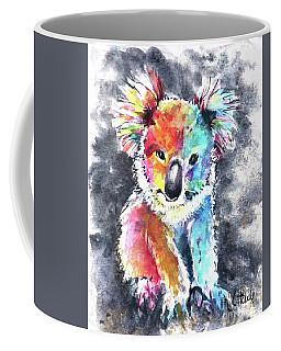 Colourful Koala Coffee Mug