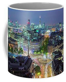 Colourful London Coffee Mug