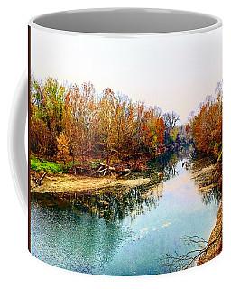 Colours Along Mill Creek Coffee Mug