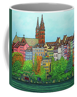 Colours Of Basel Coffee Mug