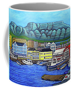 Colours Of Cape Town Coffee Mug