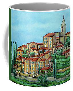 Colours Of Crillon-le-brave, Provence Coffee Mug