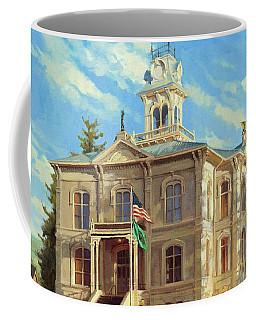 Columbia County Courthouse Coffee Mug