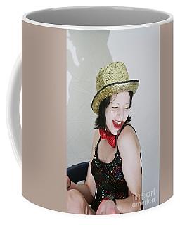 Columbia During A Rhps Performance 1 Coffee Mug