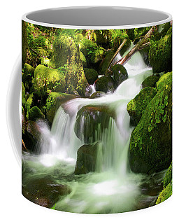 Columbia Gorge Stream Coffee Mug