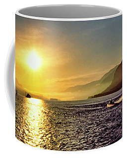 Columbia River 001 Coffee Mug