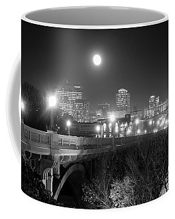 Columbia Skyline At Night Coffee Mug