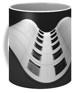 Modern Architecture Coffee Mugs