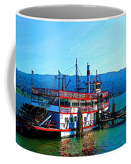 Columbia Sternwheeler Coffee Mug