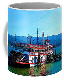 Columbia Sternwheeler Coffee Mug