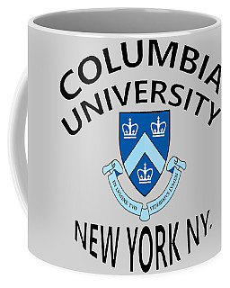 Columbia University New York Coffee Mug