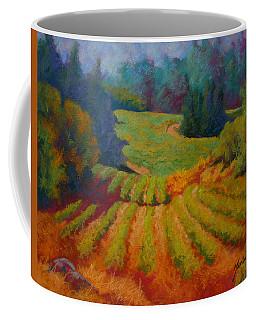 Columbia Valley Vineyard Coffee Mug