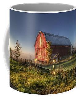 0009 - Columbiaville Red I Coffee Mug