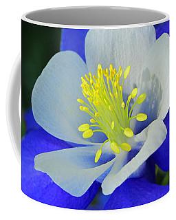 Columbine Day Coffee Mug by Iryna Goodall