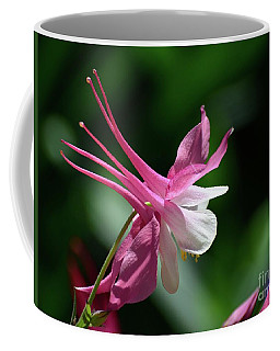 Columbine Profile Coffee Mug
