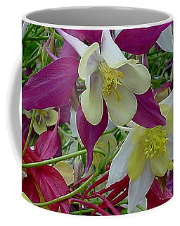 Columbine Coffee Mug