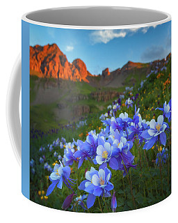 Columbine Sunrise Coffee Mug