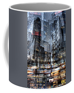 Columbus Circle Collage 1 Coffee Mug