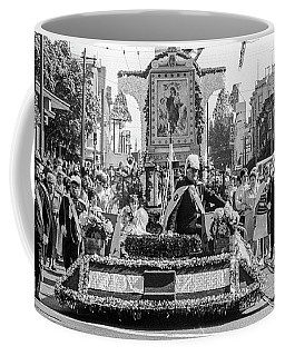 Columbus Day Parade San Francisco Coffee Mug