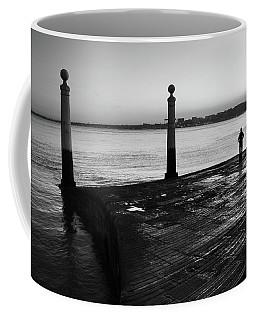 Columns Dock Coffee Mug