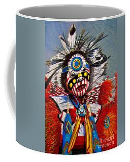 Comanche Dance Coffee Mug